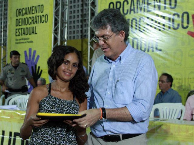 ODE de Mamanguape foto francisco frança 130 - Ricardo anuncia obras e entrega créditos do Empreender-PB