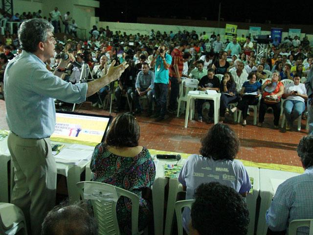 ODE de Mamanguape foto francisco frança 377 - Ricardo anuncia obras e entrega créditos do Empreender-PB