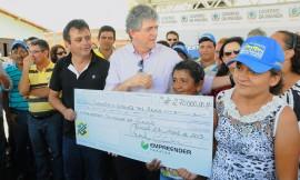 RIACHÃO1 270x162 - Ações do Governo beneficiam 180 pessoas no aniversário de Riachão