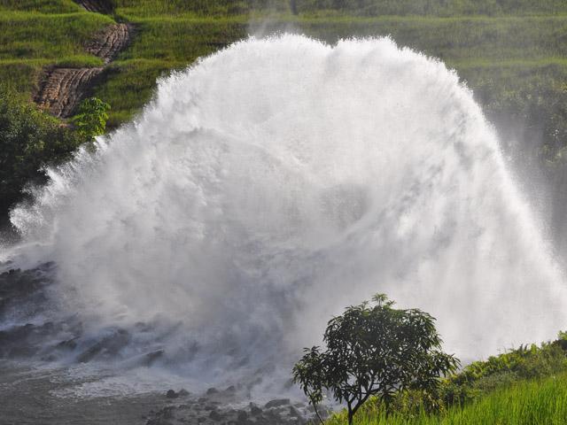 barragem de gramame mamuaba foto joao francisco secom pb 21 - Governo cria programa permanente de recuperação de barragens