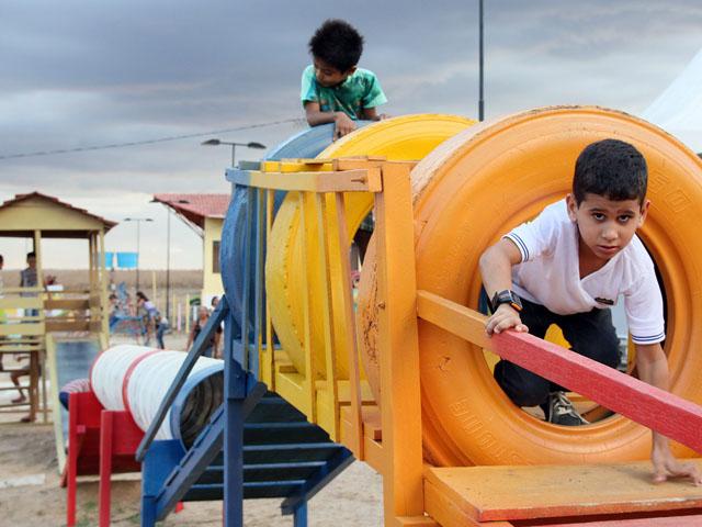 centro da criança em picui foto francisco frança 2 - Estado e prefeitura de Picuí entregam obras do Pacto Social