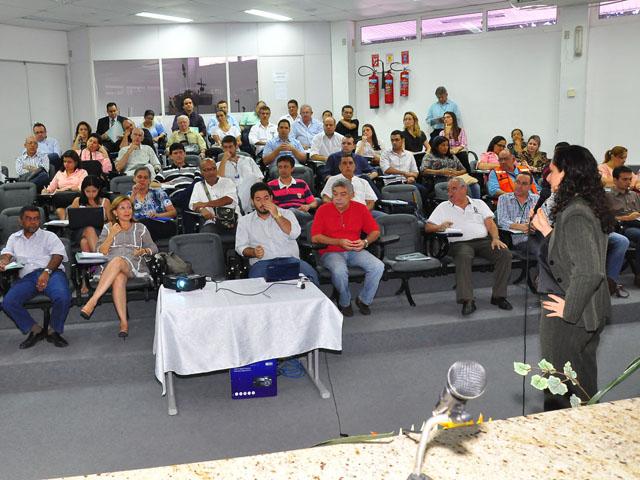 cinep reuniao foto jose lins 7 - Sudene capacita técnicos do Governo em gestão de convênios e contratos