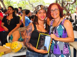 dia do indio aldeia sao francisco foto kleide teixeira 03 270x202 - No Dia do Índio, comemoração do povo potiguara atrai estudantes e turistas