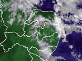 imagens de chuvas pelo satelite aesa 270x202 - Aesa prevê chuvas fracas em áreas isoladas da faixa litorânea nesta sexta-feira