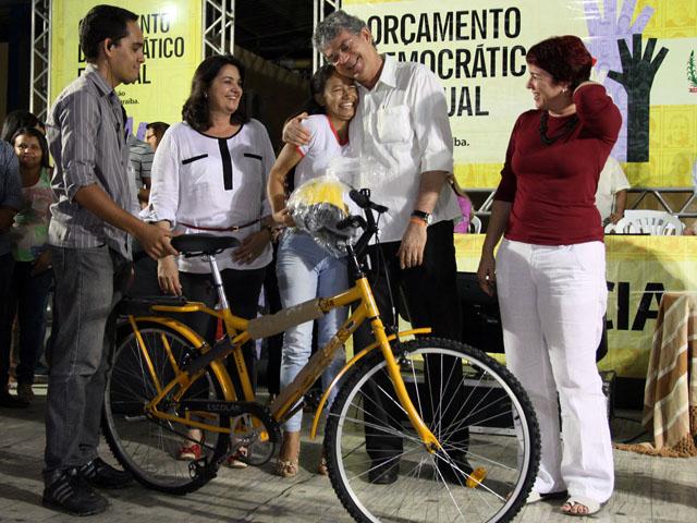 ode de picui foto francisco frança 4 - Governador inaugura estrada e autoriza obras na plenária do ODE em Picuí