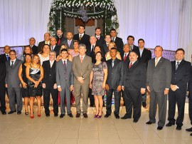 ricardo 100 maiores contribuintes do icms 2012 fotos roberto guedes 2 270x202 - Evento homenageia os cem maiores contribuintes do ICMS na Paraíba