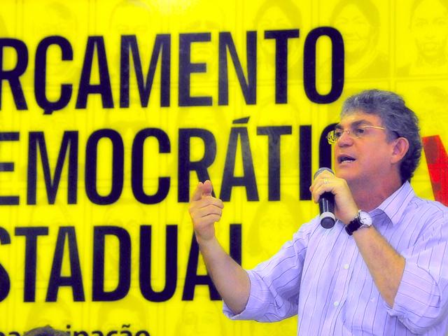 ricardo Orcamento Democratico JOÃO PESSOA foto jose marques 11 - Ricardo autoriza R$ 124 milhões em obras na abertura do ODE 2013