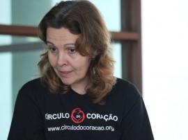 A coordenadora geral da RCP Sandra Mattos Fotos Ricardo Puppe 3 270x202 - Ações da Rede de Cardiologia Pediátrica são avaliadas durante mini-simpósio