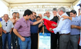ASSUNÇÃO portal 270x162 - Ricardo entrega rodovia e beneficia mais de 33 mil habitantes