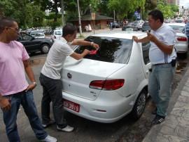 Campanha Lagoa adesão taxistas 23.05.13 fotos Lívia Reis 35 270x202 - Campanha de proteção à criança e ao adolescente ganha adesão de taxistas