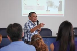 Profissionais de saúde participam de capacitação sobre tabagismo Ricardo puppe11 270x180 - Profissionais de saúde participam de capacitação sobre tabagismo