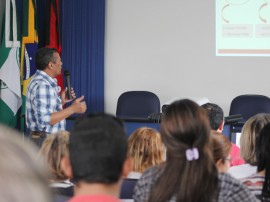 Profissionais de saúde participam de capacitação sobre tabagismo Ricardo puppe2 270x202 - Governo promove seminário sobre incidência do tabagismo no público feminino