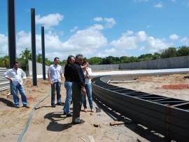 Visita Acadepol 02 05 2013 0351 270x202 - Secretário visita obras de construção da nova sede da Acadepol