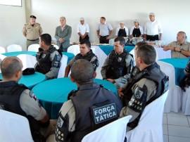 café da manhã 4ª Cia 21.05.2013 051 270x202 - Secretário da Segurança parabeniza policiais militares pela redução da criminalidade em Cabedelo