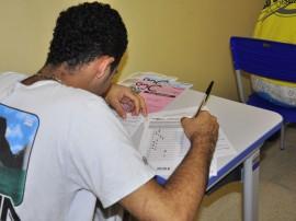 cea cej prova do enceeja supletivo foto jose lins 5 270x202 - Jovens que cumprem medidas socioeducativas participam de provas