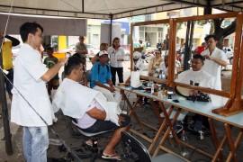 feira de serviço LGBT em cajazeirasfoto francisco frança 1 270x180 - Governo realiza Feira de Cidadania LGBT na cidade de Cajazeiras