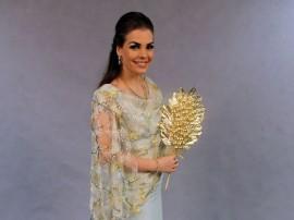 pamela recebe trofeu mulher influente foto ricardo castro 9 270x202 - Primeira dama recebe prêmio pelos trabalhos à frente do Artesanato
