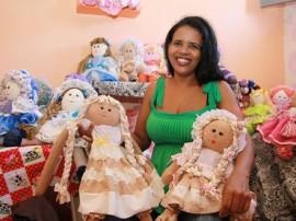 ressocializaçao de apenados  Sandra Maria 0138 270x202 - Projetos de ressocialização dão novas perspectivas a internos do sistema penitenciário