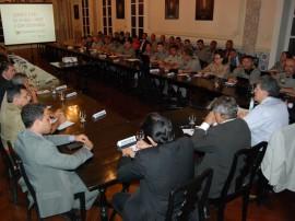 ricardo reuniao da seguranca e monitoramento maio 1 270x202 - Paraíba mantém redução de homicídios no primeiro quadrimestre