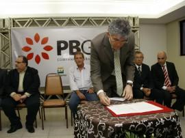 ricardo posse presidente da pb gas franklin araujo neto foto kleide teixeira72 270x202 - Ricardo empossa novo presidente da PBGás