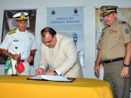 romuo assina convenio com a marinha f 1 270x202 - Governo firma parceria para utilizar instalações da Capitania dos Portos
