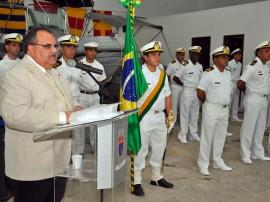 romuo assina convenio com a marinha f 3 270x202 - Governo firma parceria para utilizar instalações da Capitania dos Portos