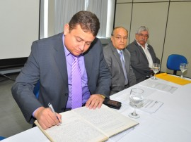 seap posse do conselho estadual do cistema penitenciario foto jose lins 251 270x202 - Empossados novos membros do Conselho Penitenciário do Estado