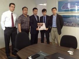 03.06.13 empresarios chineses napb1 270x202 - Chineses visitam a Paraíba e manifestam interesse em investir no setor de energia solar