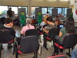 03.06.13 recadastramento biometrico fotos joao francisco 7 270x202 - Servidores estaduais fazem cadastro eleitoral biométrico