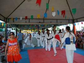 CSU de Santa Rita apresentação do grupo de taekwondo fotos Rafaela Ismael 270x202 - Governo comemora São João dos Idosos nos Centros Sociais Urbanos