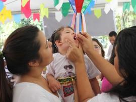Campanha de vacinação contra Pólio Bica Foto Ricardo Puppe 42 270x202 - Paraíba imuniza 153 mil crianças contra a pólio em uma semana