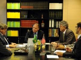REUNIÃO COM MINISTRO FERNANDO BEZERRA 1 270x202 - Ricardo consegue recursos para obras hídricas no Cariri e Curimataú