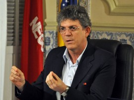 Ricardo Coutinho gov da PB foto secom pb 21 270x202 - Ricardo defende na Justiça representação legislativa da Paraíba