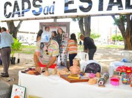 artesao do caps ricardo por deus foto walter rafael 5 270x202 - Ex-usuários de drogas expõem trabalhos no Parque Solon de Lucena