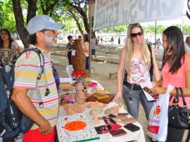 caps realiza feira na capital foto walter rafael 11 270x202 - Ex-usuários de drogas expõem trabalhos no Parque Solon de Lucena