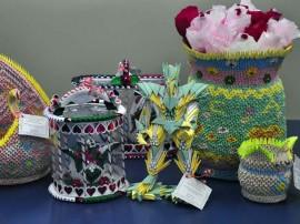 ceap programa de ressocializacao artesanato foto kleide teixeira 11 270x202 - Peças produzidas por reeducandos farão parte do 18º Salão de Artesanato