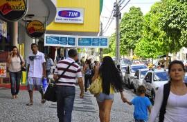centro de joao pessoa pedestres comercio foto jose lins 4 270x177 - Vendas do comércio da Paraíba registram 2º maior crescimento do país em abril