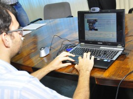 detran novo sistema biometrico de identificacao para habilitacao foto jose lins 3 270x202 - Detran-PB é pioneiro no reconhecimento facial dos candidatos à habilitação