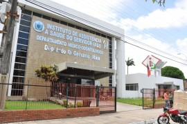fachada ipep wr 270x179 - IASS reforça ações do Programa de Saúde da Mulher