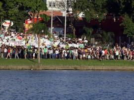 movimento pelo passe livre foto francisco franca 53 270x202 - Polícias não registram ocorrências graves durante protestos na Paraíba
