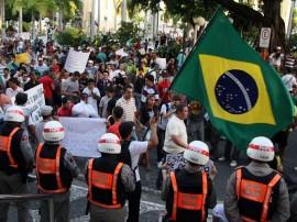 movimento pelo passe livre foto francisco franca 83 270x202 - Polícias não registram ocorrências graves durante protestos na Paraíba
