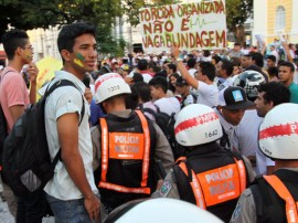 movimento pelo passe livre foto francisco franca 99 270x202 - Polícias não registram ocorrências graves durante protestos na Paraíba