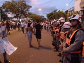 protesto 02 270x202 - Governo garante segurança dos manifestantes durante protestos