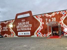 ricardo abertura do 18 salao de artesanato foto claudio goes 221 270x202 - São João movimenta mais de R$ 410 mil no Salão do Artesanato