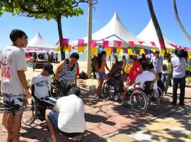 ricardo prestigia atividades do acesso cidadao no cabo branco foto walter rafael 1 270x202 - Ricardo participa de Forró Acessível na praia de Cabo Branco