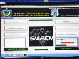 sec da administracao penitenciaria foto walter rafael 1 270x202 - Paraíba utiliza Sistema de Integração da Administração Penitenciária