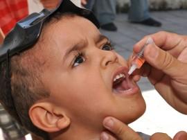 vacinacao crianca 2 270x202 - Campanha de Vacinação contra a Pólio será aberta neste sábado