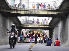 11.07.13 acorda joao pessoa 3 fotos roberto guedes secom pb 7 270x202 - Polícia garante tranquilidade em manifestações na Capital