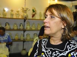 12.07.13 fenearte fotos roberto guedes secom pb 41 270x202 - Primeira-dama visita trabalhos de artesãos paraibanos na Fenearte