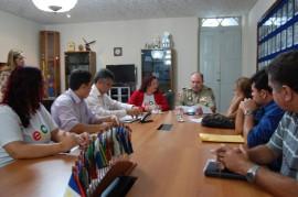 18.07.13 Fundac e PM2 270x179 - Fundac firma parceria com Polícia Militar para garantir segurança dos internos
